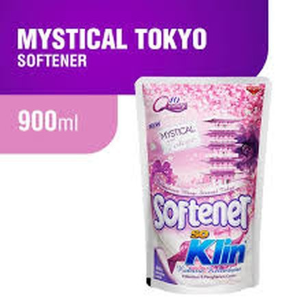 "SoKlin Softener softens clothes making it comfortable to wear and delicate to skin, makes clothes smell good, and prevent musty odor caused by germs, makes clothes easier to iron and wrinkle free. It contains ""Perfume Booster"" technology: Magical perfume"