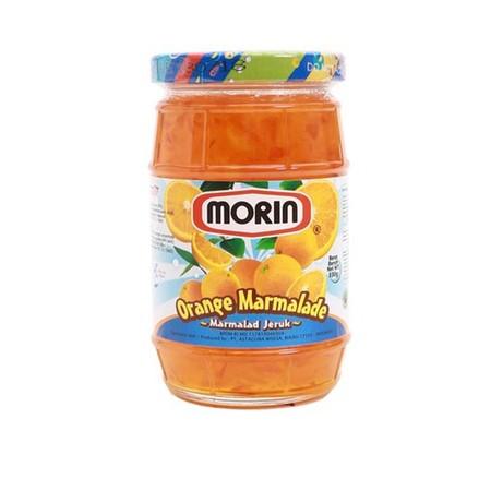 Morin Orange Marmalade Jam Selai 330 Gr, Merupakan Selai Orange Yang Sangat Lezat. Cocok Dan Enak Untuk Roti Maupun Kue. Selain Itu Selai Ini Juga Cocok Untuk Dioleskan Sebagai Pendamping Makanan Ringan Seperti Roti Bakar Dan Biskuit.