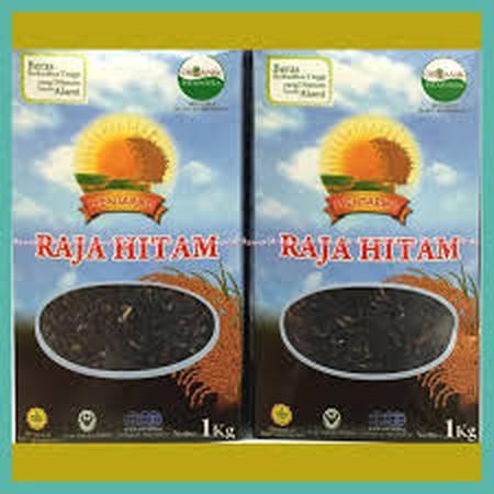 Beras hitam mempunyai pigmen/lapisan kulit ari yang berwarna hitam, yang kaya akan kandungan materi aktif flavonoid dan mempunyai kadar antioksidan,mikroelemen dan asam amino lebih tinggi daripada beras biasa.