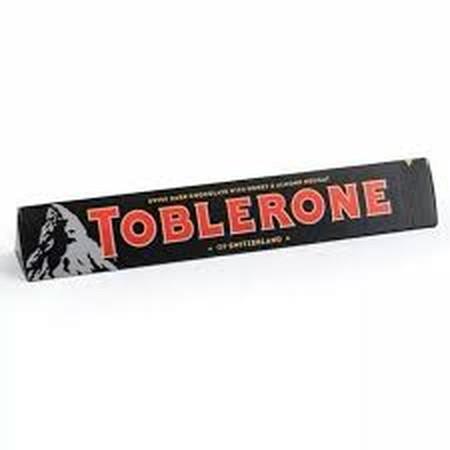 Toblerone Bittersweet 100Gr Pcs Toblerone Bittersweet 100Gr PcsMerupakan Cokelat Yang Bisa Menjadi Pilihan Tepat Untuk Anda Yang Ingin Merasakan PahitnyaDark Chocolate. Anda Akan Mengira Cokelat Ini Akan Terasa Pahit Karena Rendah Glukosa, Anda Jangan
