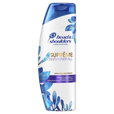 Formula dengan kandungan minyak perawatan rambut, membantu mengurangi rambut rontok karena patah. Head & Shoulders, Shampo Anti-Ketombe No.1 Di Dunia Dapatkan kulit kepala sehat dan rambut indah dengan Head & Shoulders, shampo anti-ketombe no.1 di dunia!