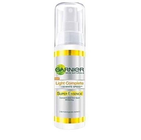 Diperkaya dengan ekstrak alami 30x Vitamin C dari Lemon Yuzu Jepang dan diperkaya dengan bahan aktif yang terbukti membantu mengurangi penggelapan kulit.