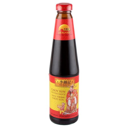 Lee Kum Kee Choy Sun Oyster Sauce Is Made From Selected Oyster Extracts, This Oyster Flavored Sauce Is Contains A Delicious Oyster Flavor. It Is An Ideal All-Purpose Sauce That Is Perfect For Dipping, Marinating And Stir-Frying.