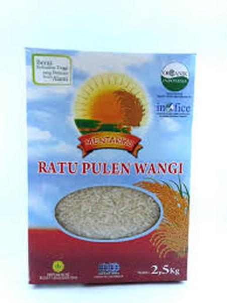 Produk Mentariku mengutamakan kesehatan dengan tidak menggunakan zat kimia dan bahan sintetik. Pemeliharaan & perawatan padi, pupuk kompos & anti hama organik. Sehingga panen menghasilkan padi berkualitas tinggi.