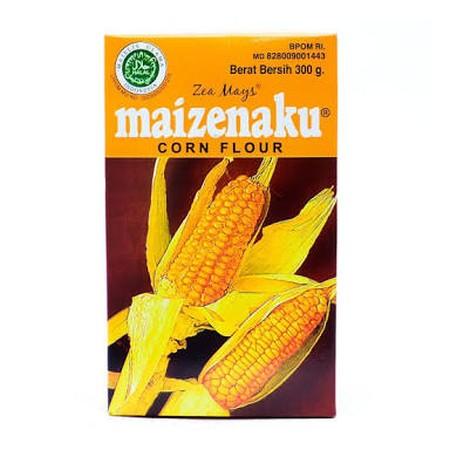 Tepung Maizena Honig, dapat digunakan untuk pengental dalam masakan, dibuat dari bahan berkualitas dan dalam kemasan higienis.