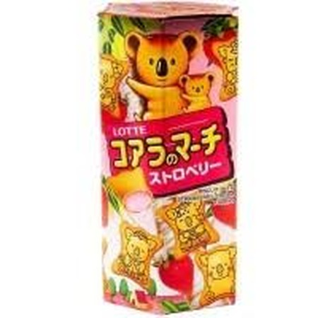 Koala' S March A Crunchy Snack With Premium Chocolate, Content With Hundreds Of Adorable Koala Character. Available In 4 Variants Such As Chocolate, Strawberry, Creamy Milk And The New Matcha (Green Tea).