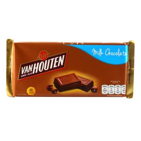 Van Houten Choco Box Cashew 90gr merupakan coklat premium yang lezat. Sangat praktis untuk dikonsumsi dan memiliki nilai gizi yang tinggi.
