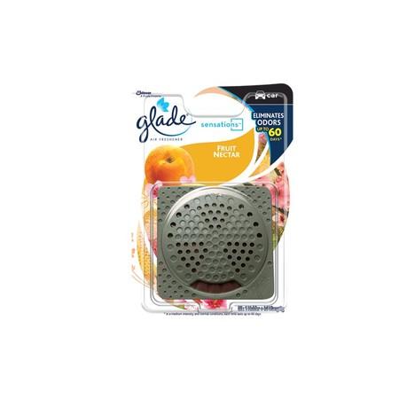 Pengharum Udara Dalam Bentuk Gel Dalam Bentuk Cartridge Dengan Parfum Konsentrasi Tinggi. Teknologi Membrannya, Mengatur Pelepasan Parfum Dari Gel Secara Perlahan Dan Konsisten Sehingga Wanginya Bisa Tahan Sampai 30 Hari. Dapat Digunakan Langsung Atau Seb