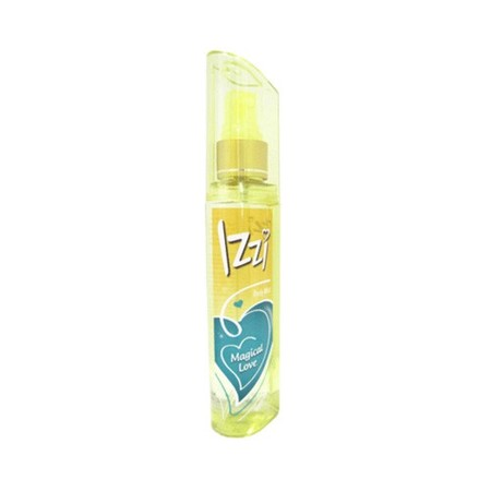 Izzi Body Mist with its refreshing fragrance will make your day merrier and dazzling in his presence.