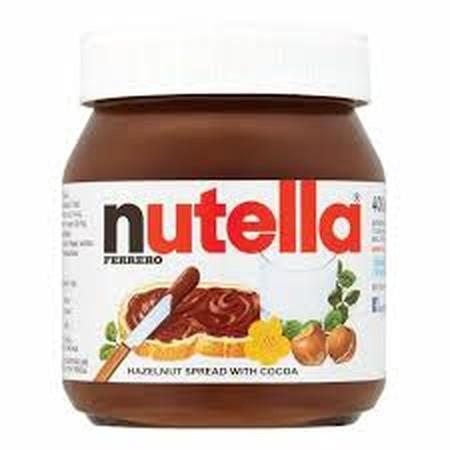 Nutella Merupakan Produk Selai Dengan Rasa Coklat Yang Khas Dan Sudah Mendunia Untuk Berbagai Macam Kebutuhan Makanan Dan Minuman Anda. Selai Ini Memiliki Tekstur Yang Lembut Dan Tidak Lengket Sehingga Tidak Membuat Anda Kesulitan Dalam Mengoleskannya. Se
