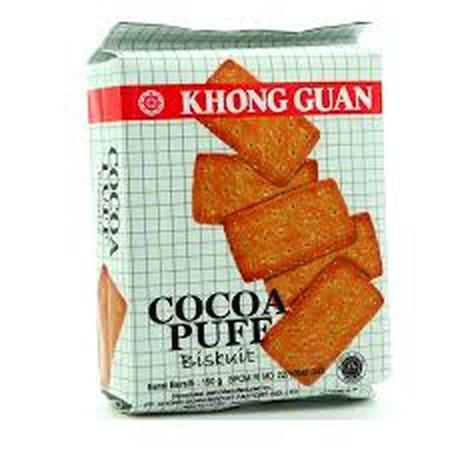 Coconut Puff Merupakan Biskuit Dengan Rasa Kelapa Yang Sangat Rnyah Dan Enak. Cocok Dinikmati Bersama Keluarga.