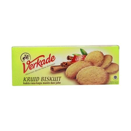 Verkade Kruid Cinnamon Merupakan Biskuit Dengan Kayu Manis & Jahe