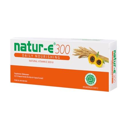 Vitamin E sebagai salah satu antioksidan yang dapat memelihara kelembutan dan kesegaran kulit. Vitamin E dengan fungsinya sebagai anti oksidan dipercaya berkhasiat pada kulit, yaitu memperlambat proses penuaan, melindungi fungsi imunitas kulit, menurunkan