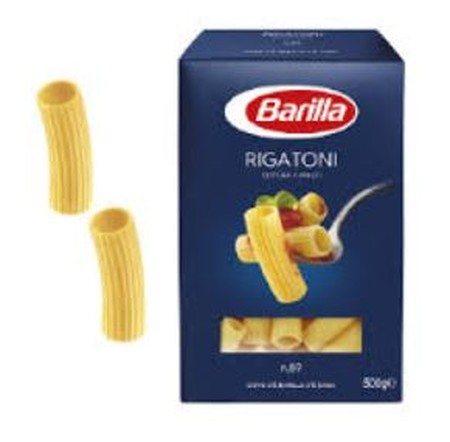 "Italians Know The Familiar Blue Box Means Quality, Perfectly ""Al Dente"" Pasta Every Time. That'S Why Barilla Has Been An Italian Favorite For Over 140 Years, And Continues To Be The #1 Pasta In Italy Today. With More Than 35 Shapes In Our Line Of Traditio"
