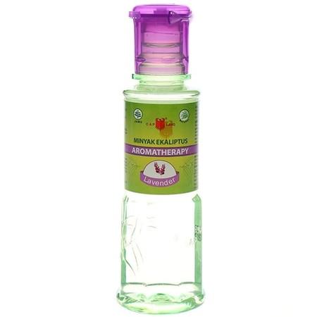 MInyak Angin Aroma Theraphy dengan fungsi kesehatan, terdapat 3 varian yaitu : - Refreshing (Hijau) dengan lemon essential oil yang berfungsi menyegarkan dimanapun anda berada - Masuk angin (kuning) dengan ekstrak jahe untuk membantu saat anda masuk angin