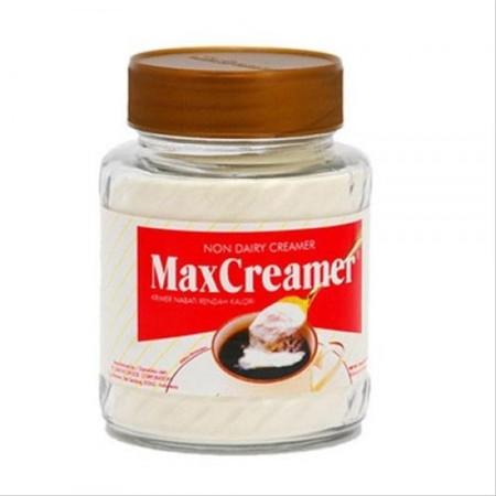 Max Creamer Memberikan Rasa Krim Yang Gurih Pada Minuman Hangat Favorit Anda. Tambahkan Satu Sendok The (Sesuai Selera) Ke Dalam Kopi, Teh, Coklat Atau Makanan / Minuman.