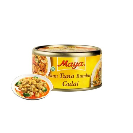 Maya Tuna Gulai 185 Grmaya Has Been Acknowledged Both By The Local And International Quality Institutions Including Us Fda(Food And Drug Administration), Cfia(Canadian Food Inspection Agency) And European Union. Our Quality Assurance Starts By Making Sure