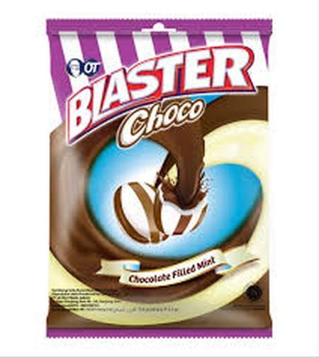 Blaster Blaster Extra Permen [210 g] merupakan permen yang membuat mulut segar sehingga Membuat Anda semakin percaya diri untuk berinteraksi dengan siapa saja. Terbuat dari bahan-bahan alami sehingga sangat aman dikonsumsi oleh siapapun. Permen ini memban
