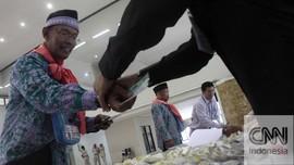 Sebanyak 103 Jemaah Haji WNI Paspor Palsu Tiba di Manila