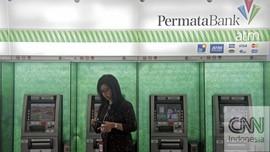 Puluhan Karyawan Bank Permata Positif Corona