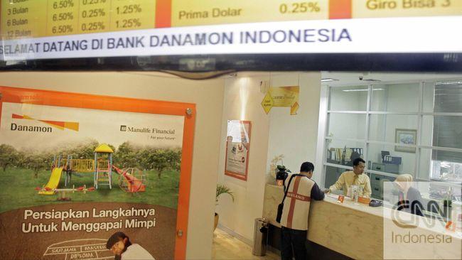 PT Bank Danamon Indonesia Tbk (Danamon) menyiapkan Rp2,5 triliun dalam mesin Anjungan Tunai Mandiri (ATM) jelang dan pada saat libur lebaran.