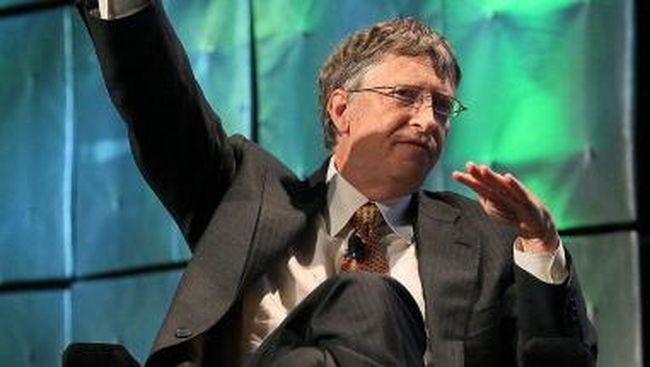 Selama 16 tahun berturut-turut, Forbes menempatkan Bill Gates sebagai orang terkaya di dunia.