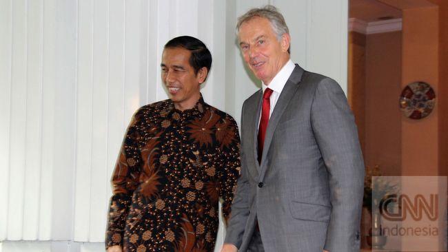 Menko Maritim dan Investasi Luhut Panjaitan menyebut Tony Blair dan Masayoshi Son akan menemui Jokowi pada 28 Februari.