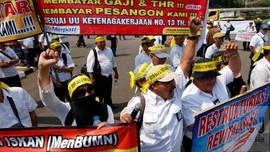 Pesangon dan Pensiun Karyawan Merpati Rp413 M Belum Dibayar