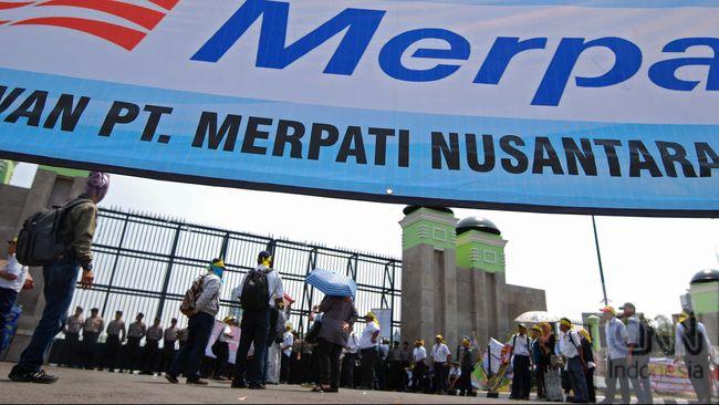 Kementerian Keuangan meminta PT Merpati Nusantara Airlines (Persero) untuk melunasi utang-utang kepada para kreditur usai proposal damai PKPU dikabulkan.