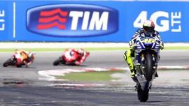 Rossi Ungkap Alasan Ritual Sebelum Balapan