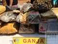 Mantan Polisi Selundupkan 90 Kg Ganja