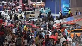 Jokowi: Mobil Baru Inden Efek PPnBM, Tanda Otomotif Bangkit