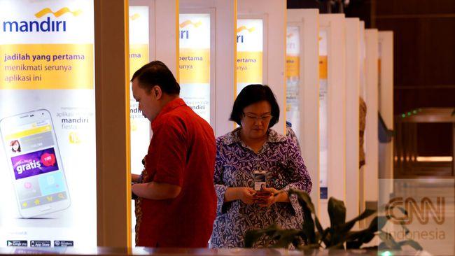Transaksi Bank Mandiri Bermasalah Gara Gara Pembayaran Gaji