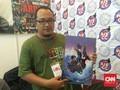 Ardian Pernah Dipuji Karena Sisipkan Jokowi di Komik Batman