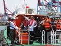 Target Dwelling Time Tak Tercapai, Jokowi Ngamuk di Pelabuhan