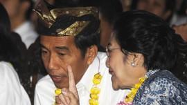 Jokowi dan Megawati Hadiri Peluncuran Buku Ajudan Soekarno