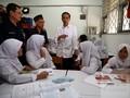 Alasan Jokowi Rajin Kunjungi Pesantren