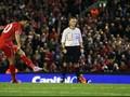 Scunthorpe FC Samai Rekor Adu Penalti Liverpool