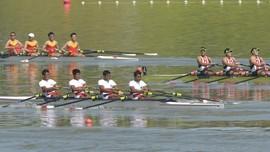 Jelang Olimpiade, Tim Dayung Indonesia Tingkatkan Daya Tahan