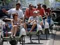 Persoalan Parkir Saat Yogyakarta Dipenuhi Pemudik dan Turis