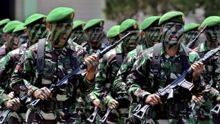 Kodam Diponegoro Tak Beri Ampun Prajurit TNI LGBT