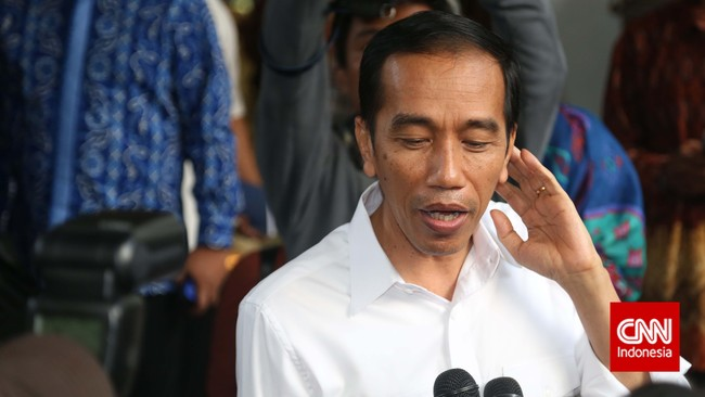 Pakar Beber Risiko Jokowi Bila Abaikan Rekomendasi TWK KPK