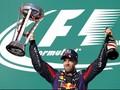 Vettel Dapat Hadiah Perpisahan dari Red Bull