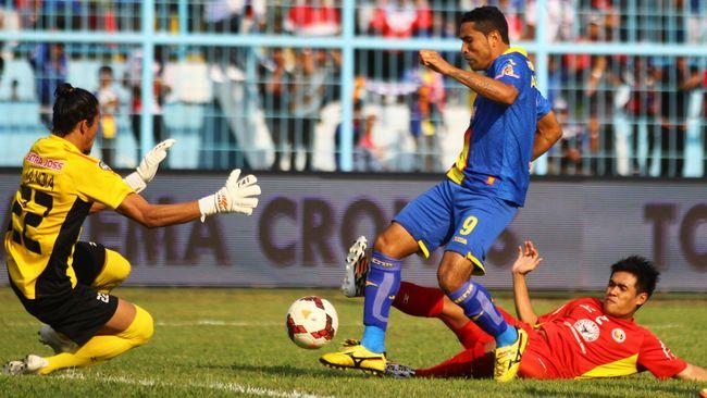 Alfred Riedl menyebut pencoretan Jandia Eka Putra dari skuat tim nasional Indonesia bukanlah keputusan final. Jandia masih punya peluang untuk masuk timnas.