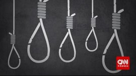 Perempuan Iran Tetap Dihukum Gantung Meski Sudah Meninggal