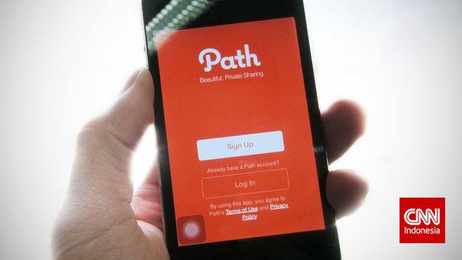Pengguna dapat mengamankan dan menyimpan kenangan Path sebelum tutup dengan langkah sebagai berikut.