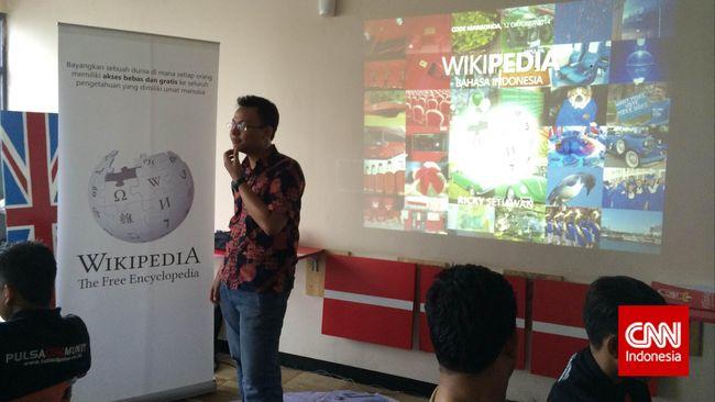 Wikipedia Dan Kisah Tapi Bohong Deng