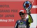 Rossi: Yamaha Kalah dari Honda di Tikungan