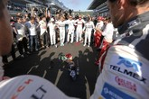 Untuk pertama kalinya Rusia menjadi tuan rumah ajang balapan Formula Satu. Ajang ini dihadiri oleh presiden Vladimir Putin yang juga menyerahkan piala.