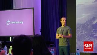 Iklan Diboikot, Harta Bos Facebook Hilang Rp102,7 Triliun